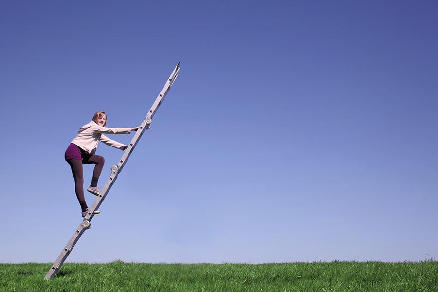 найти баланс, путь ввысь