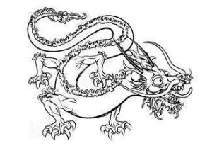 дракон восточный гороскоп 2017