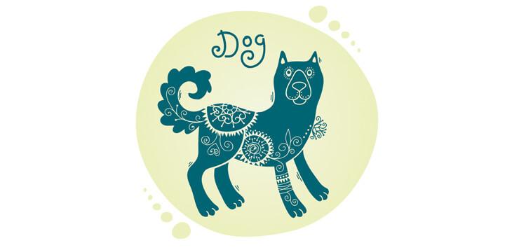 китайский зодиак собака