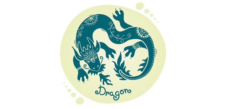 китайский зодиак дракон