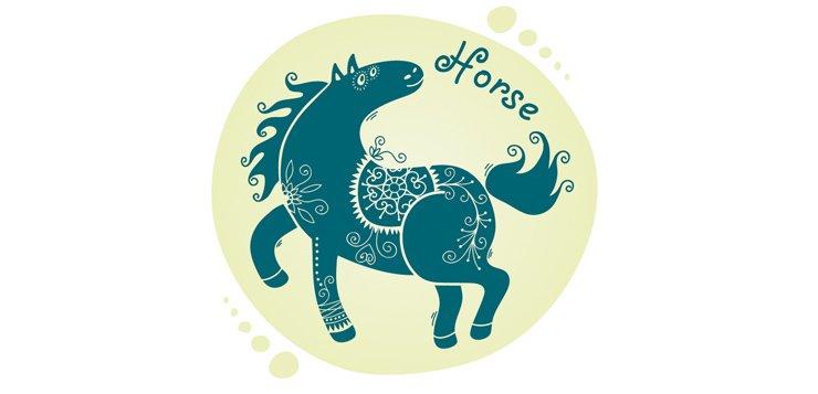 китайский зодиак лошадь