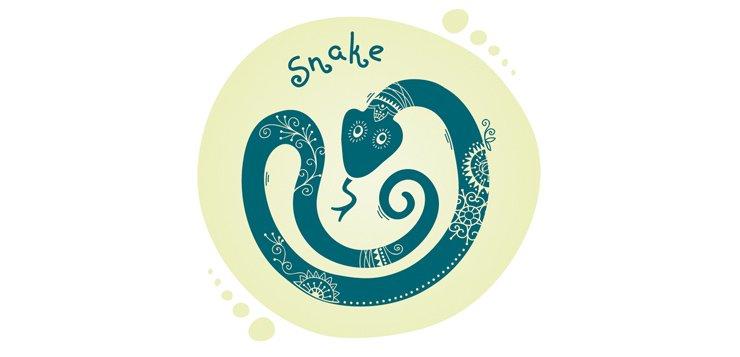 китайский зодиак змея