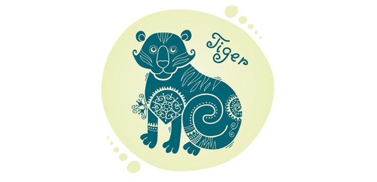 китайский зодиак тигр