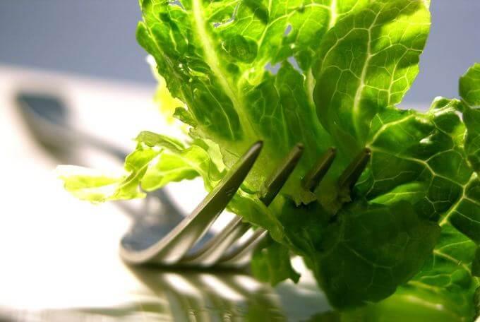 питание весной салаты диета здоровье