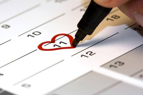 удачные благоприятные даты
