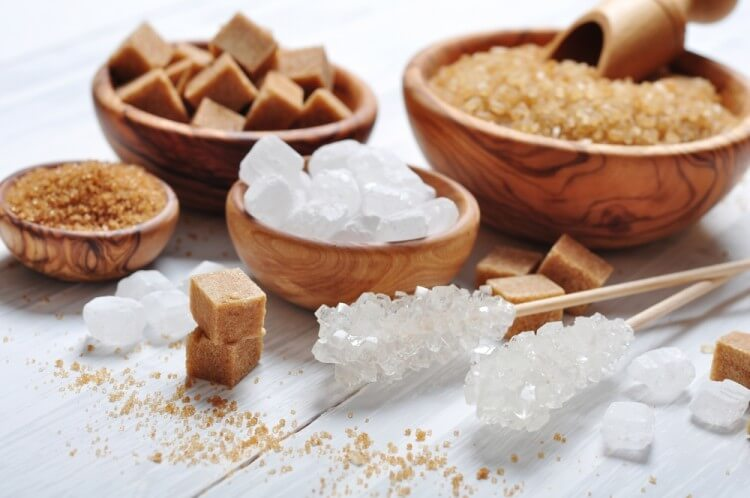 неполезность сахара