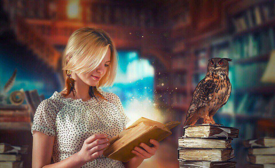 искать подсказки в книгах